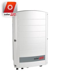 SolarEdge 4000W 3-fase omvormer met monitoring app