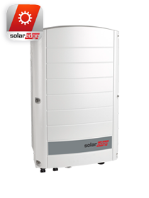 SolarEdge 5000W 3-fase omvormer met monitoring app