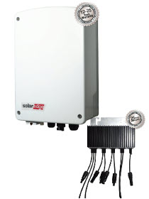 2kW Single Phase Inverter with Compact Technology - Extended Version