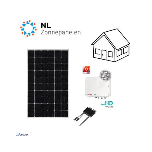 JA Solar zonnepanelen set