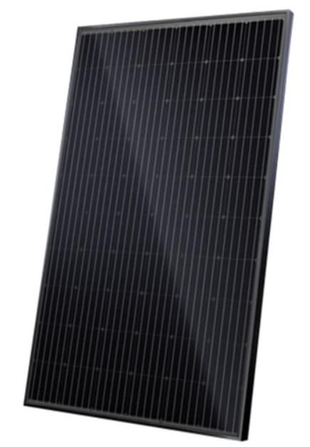 Canadian Solar mono 310Wp zonnepaneel | All Black