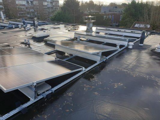 Zonnepanelen in Almere