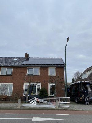 Zonnepanelen Haarlem