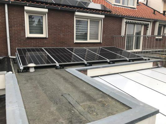 Zonnepanelen installeren Purmerend