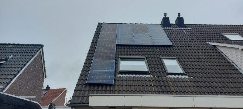 Zonnepanelen installateur Beverwijk