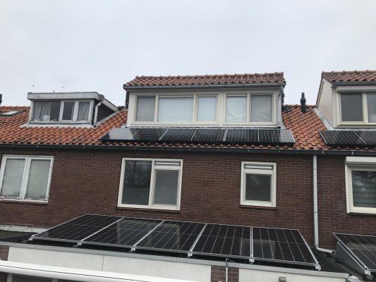 Zonnepanelen installeren Beverwijk